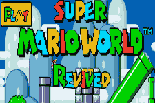 Juegos super mario revived