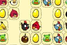 Juegos angry birds connect
